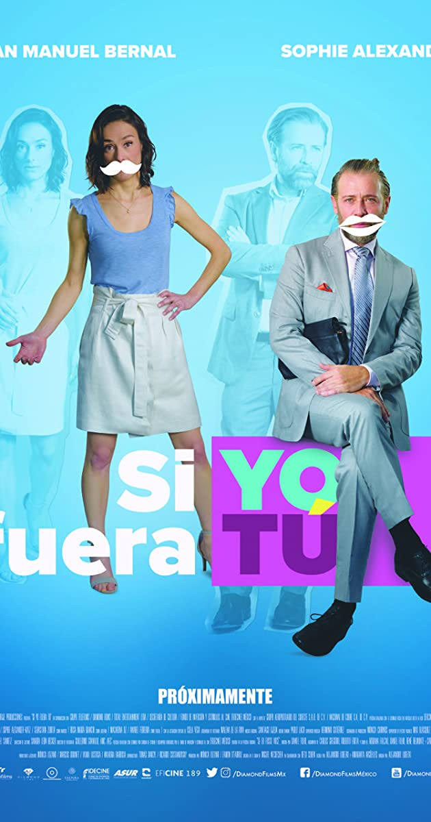 Image result for Si Yo Fuera Tú (2018)