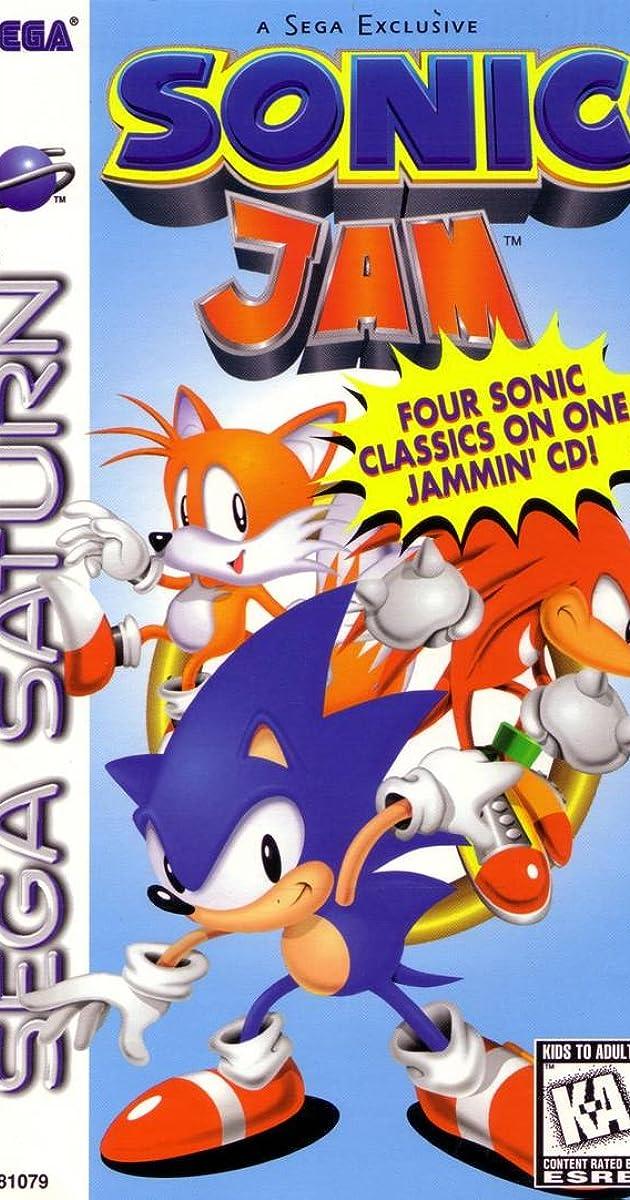 Sonic Jam (Video Game 1997) - IMDb