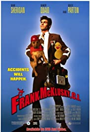 Frank McKlusky, C.I. Poster