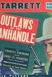 Outlaws of the Panhandle Poster