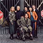 Til Schweiger, Sebastian Blomberg, Martin Feifel, Matthias Matschke, Doris Schretzmayer, and Nadja Uhl in Was tun, wenn's brennt? (2001)