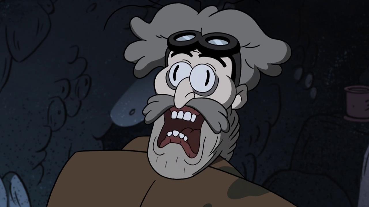 Gravity Falls 2×02 – En el búnker