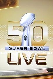 Super Bowl 50 Live Poster