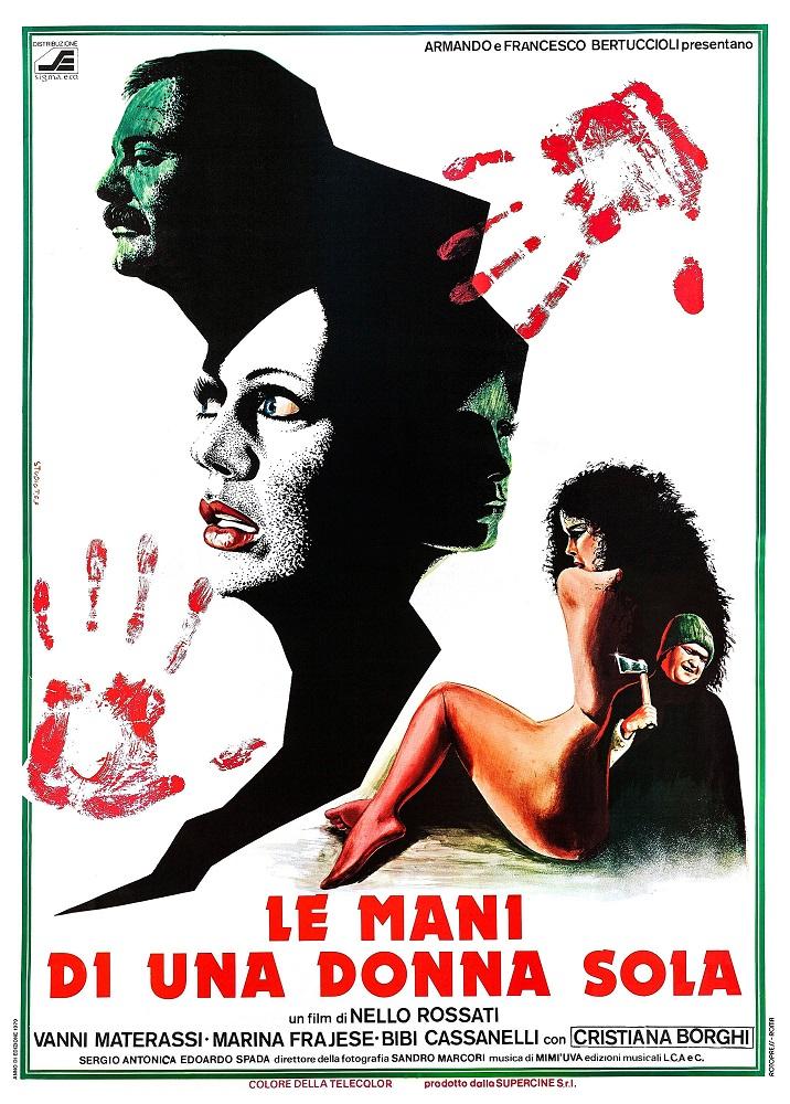 Materassi Top Line.Le Mani Di Una Donna Sola 1979 Imdb