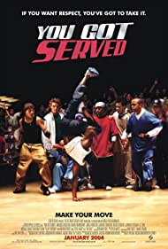 Marques Houston and Omarion in You Got Served (2004)