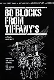 80 Blocks from Tiffany's Poster