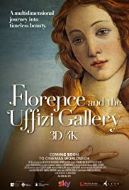 Florence and the Uffizi Gallery 3D/4K Poster