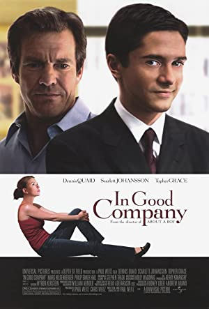 In Good Company Poster Image