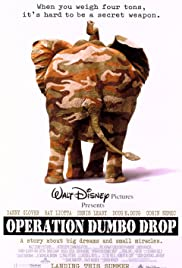 Operation Dumbo Drop (1995) Poster - Movie Forum, Cast, Reviews