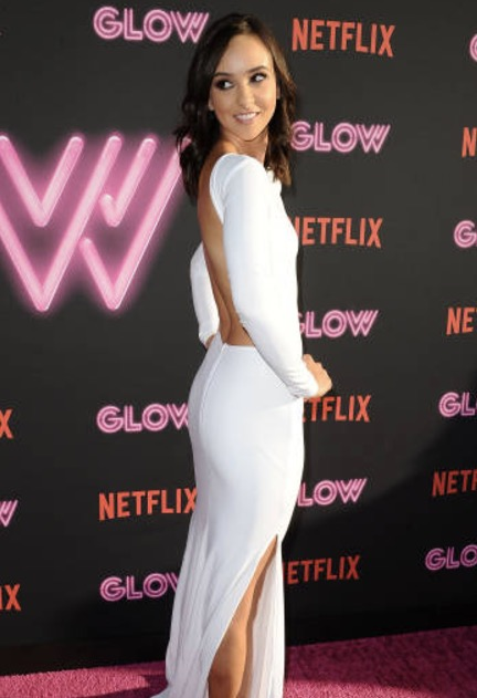 Britt Baron in GLOW (2017)