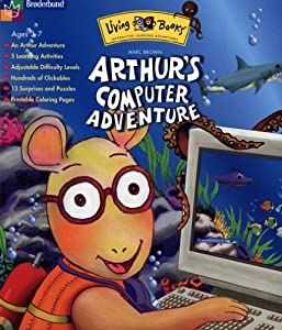 Movie trailer download site Arthur's Computer Adventure [[movie]