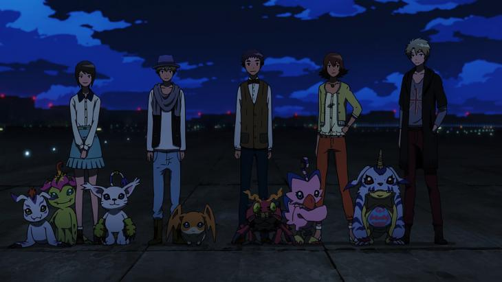 Digimon Adventure tri. 1: Saikai (2015)