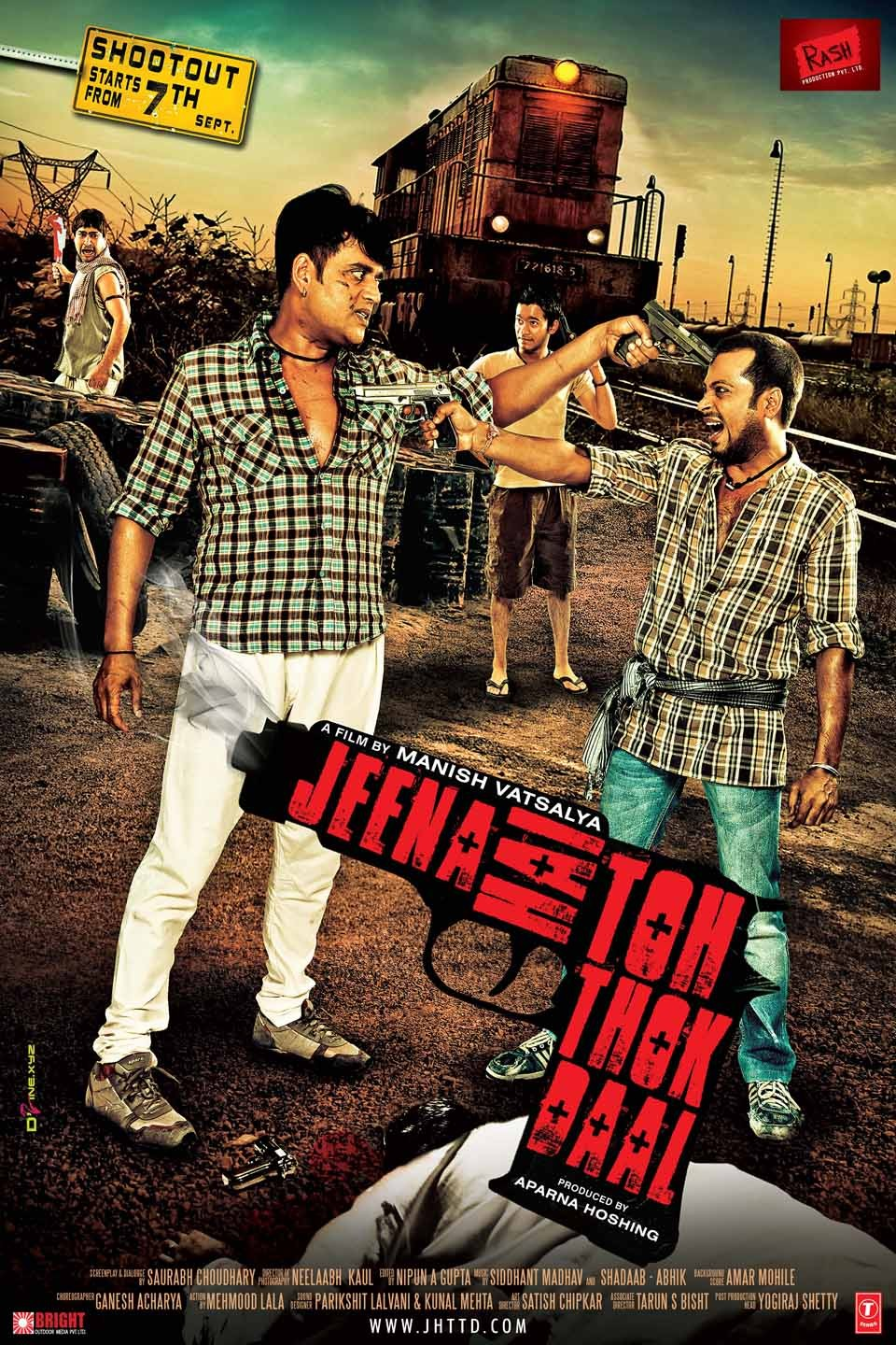 jeena hai toh thok daal full movie