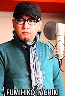 Fumihiko Tachiki Picture