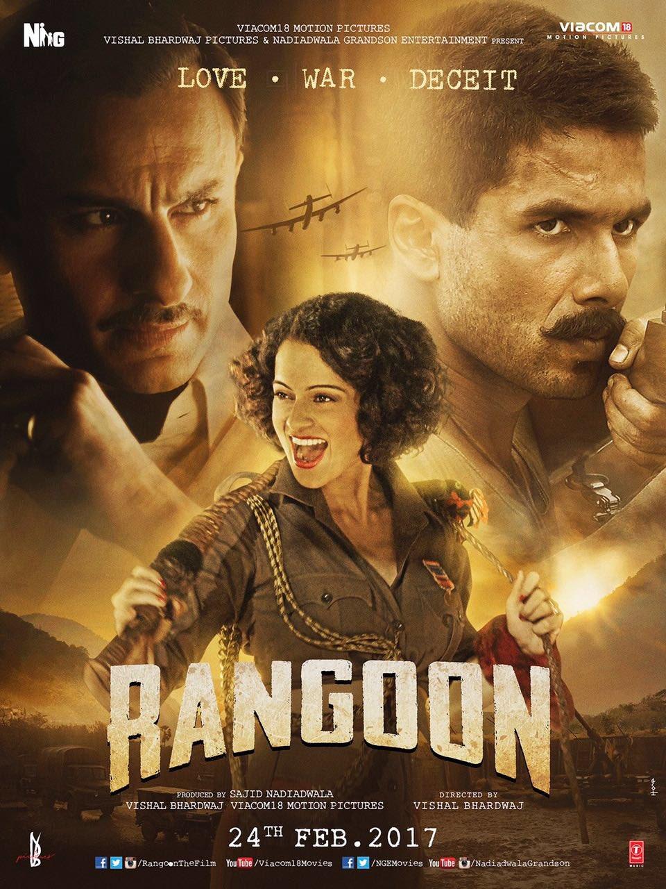 Rangoon (2017) - IMDb