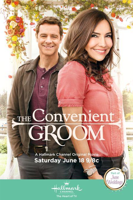 Vanessa Marcil and David Sutcliffe in The Convenient Groom (2016)