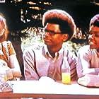 Heshimu Cumbuka, Patricia Mattick, and Ta-Tanisha in Room 222 (1969)
