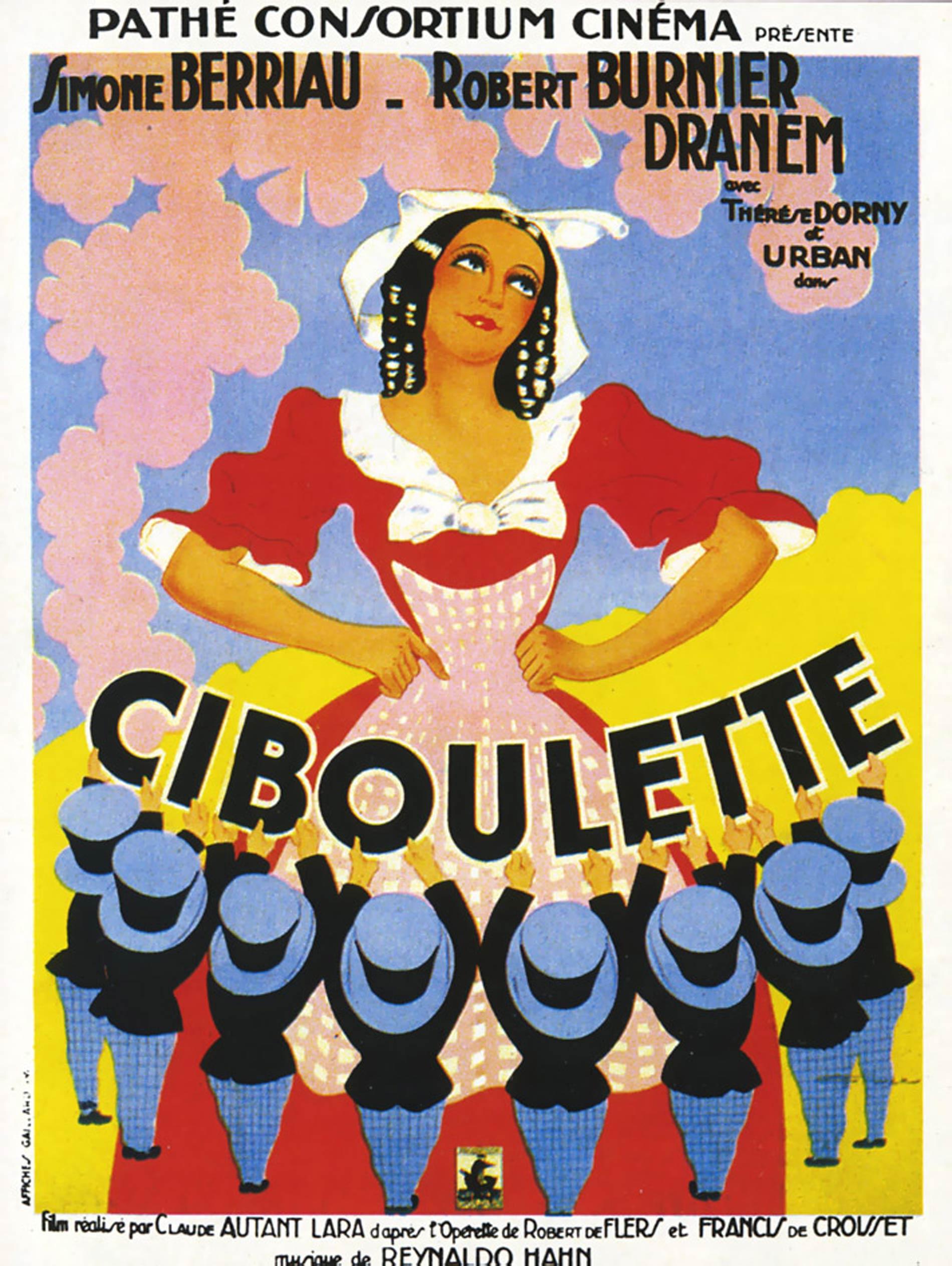 Ciboulette (1933)