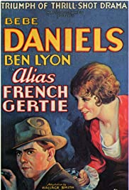 Alias French Gertie(1930) Poster - Movie Forum, Cast, Reviews