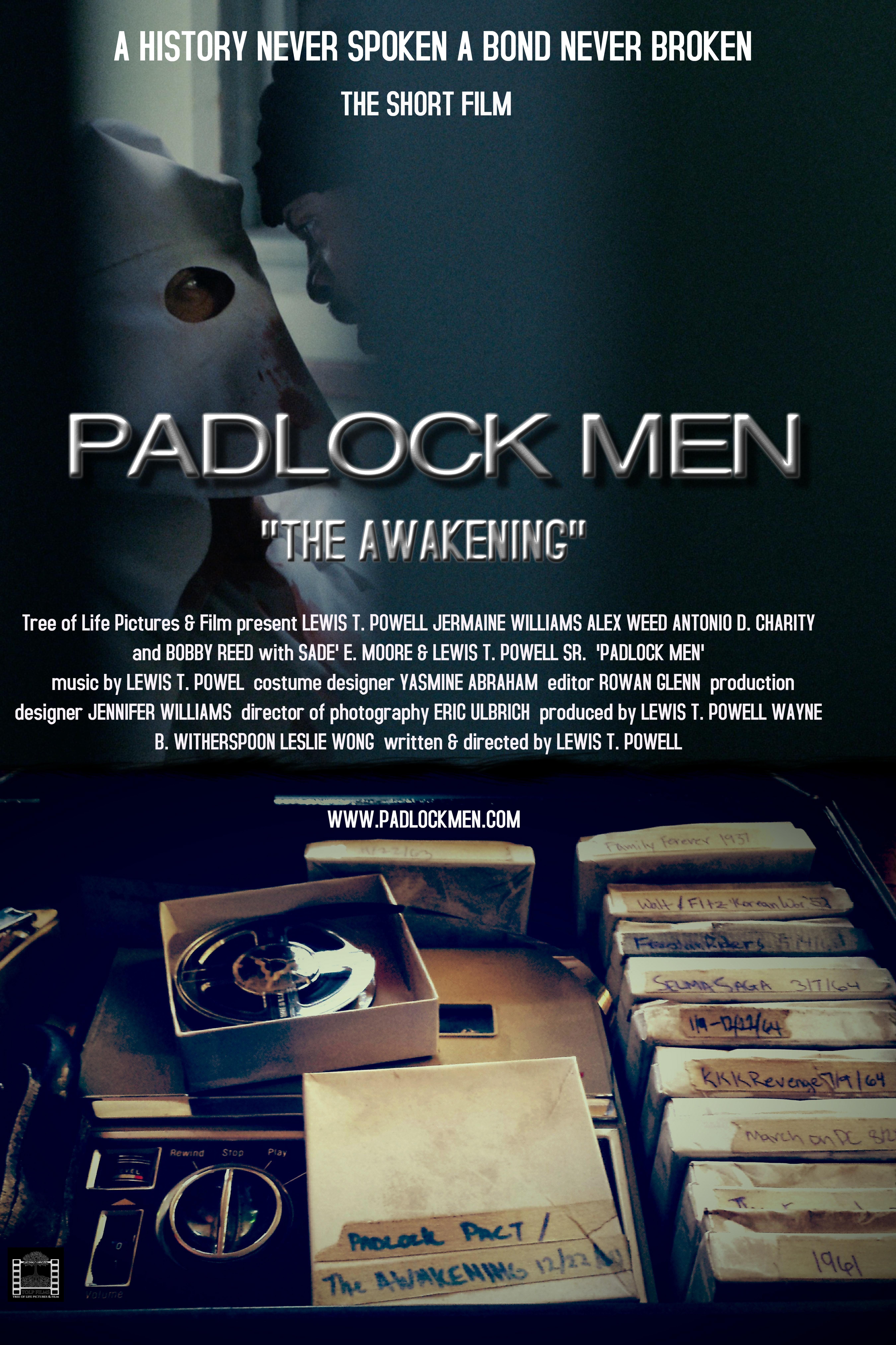 Padlock Men (2017)