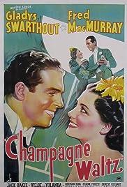 Champagne Waltz Poster