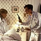 Mia Farrow and Tony Goldwyn in Reckless (1995)