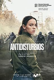 Vicky Luengo in Antidisturbios (2020)