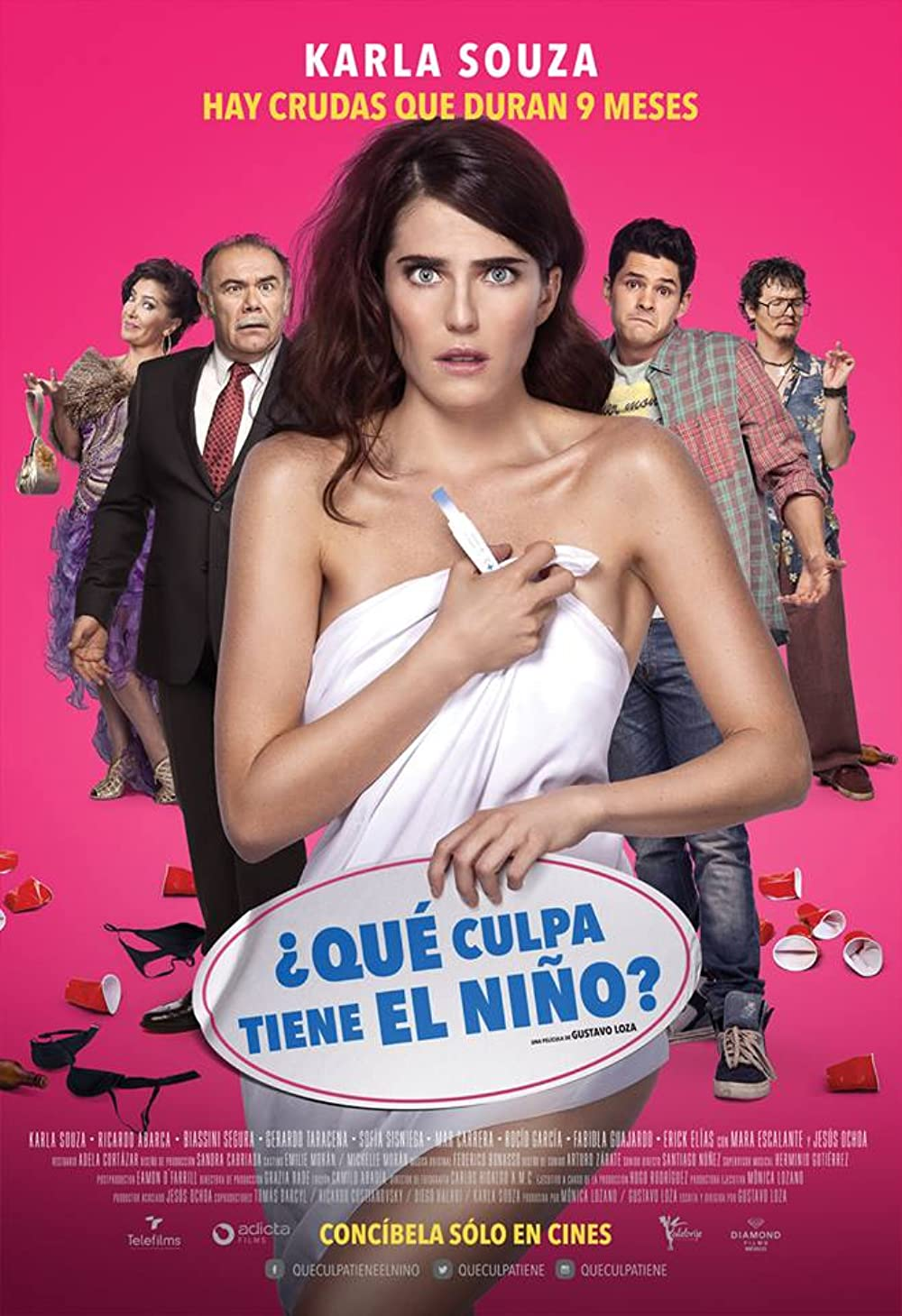 18+ Don't Blame the Kid 2016 Spanish 1080p HDRip ESubs 2.15GB Download