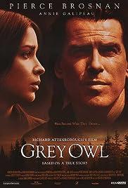 Grey Owl Poster