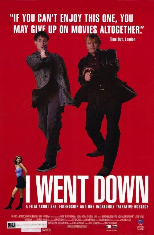 Brendan Gleeson and Peter McDonald in I Went Down (1997)