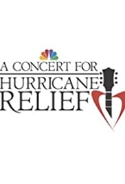 A Concert for Hurricane Relief Poster