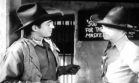 William Boyd and Wen Wright in Pirates on Horseback (1941)
