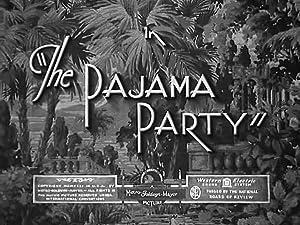 Hal Roach The Pajama Party Movie