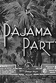 The Pajama Party Poster