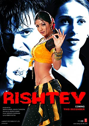 Rajeev Kaul (screenplay) Rishtey Movie