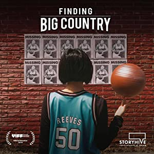 Finding Big Country (2018)