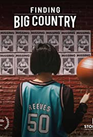 Finding Big Country Poster