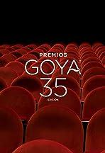 Premios Goya 35 edición
