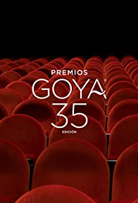 Primary photo for Premios Goya 35 edición