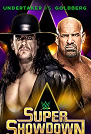 WWE Super Show-Down Poster