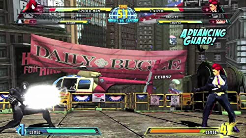 Marvel Vs. Capcom 3: Fate Of Two Worlds: Daily Bugle