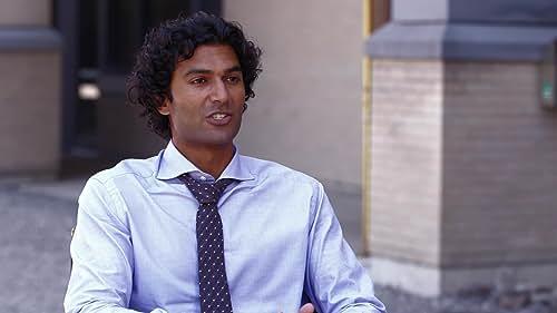 Heroes Reborn: Sendhil