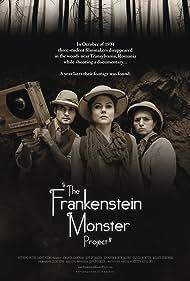 Jeff DuJardin, Amanda Kaschak, and Jennifer Robyn Jacobs in The Frankenstein Monster Project (2019)