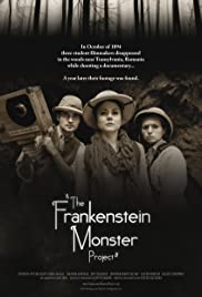 The Frankenstein Monster Project Poster