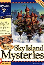 Sky Island Mysteries Poster