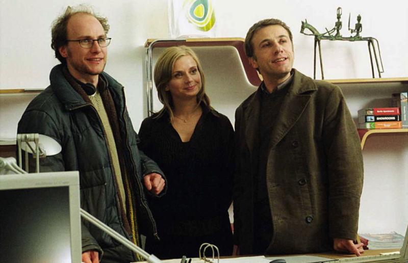 Stefan Krohmer, Christoph Waltz, and Nina Weniger in Scheidungsopfer Mann (2004)