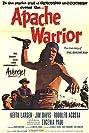 Apache Warrior (1957) Poster