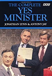 Yes Minister Poster - TV Show Forum, Cast, Reviews