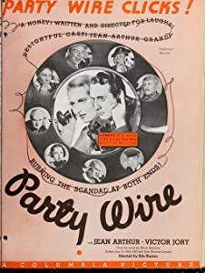 Party Wire by Lambert Hillyer