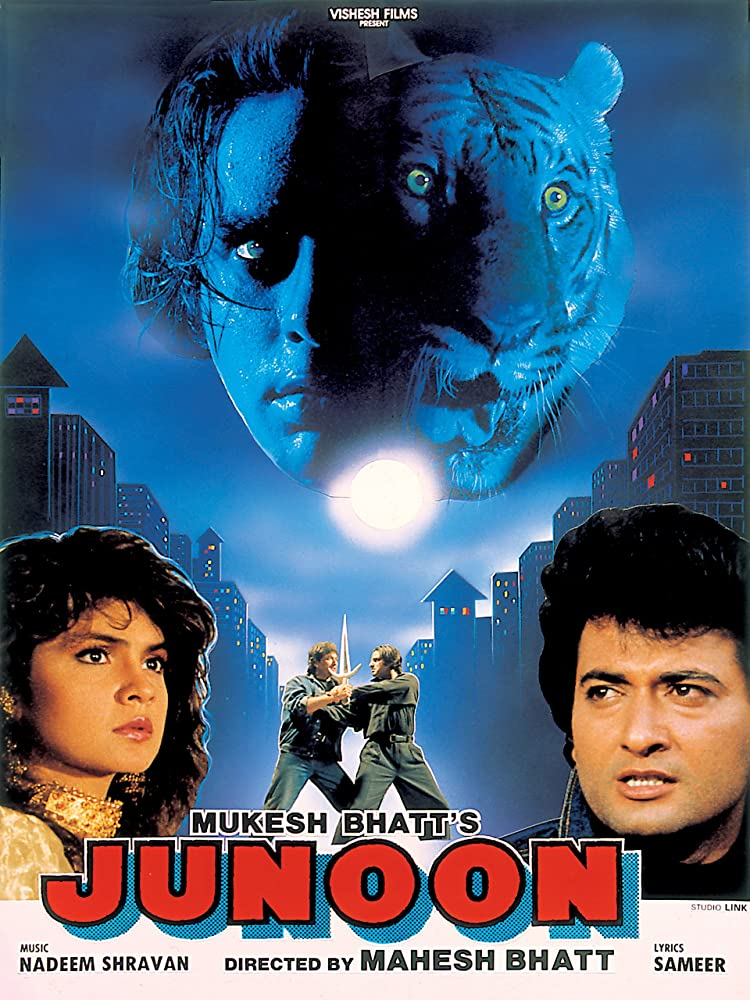 Junoon 1992 Hindi Movie AMZN WebRip 300mb 480p 1GB 720p 3GB 8GB 1080p